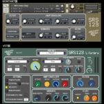 SFC音源『SRS123 Library for KONTAKT VST AU』