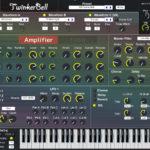シンセベル専用音源VST 『TwinkerBell』をリリースしました。
